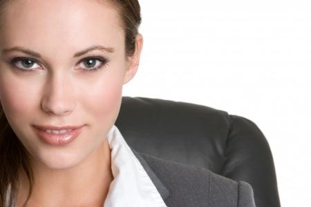 אשת עסקים סקסית