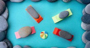עיסוי באבנים חמות